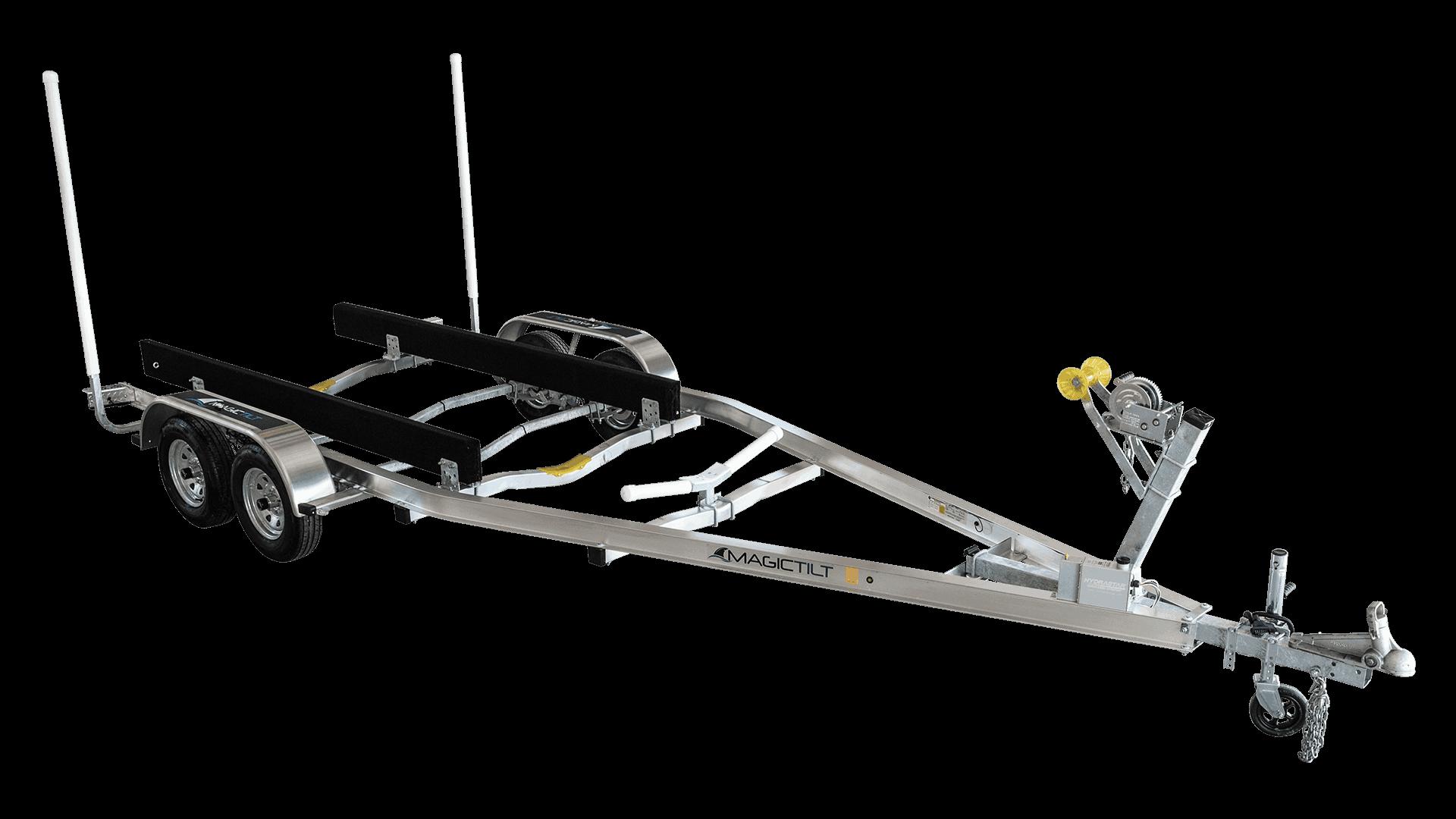 Aluminum Australian Tandem Axle