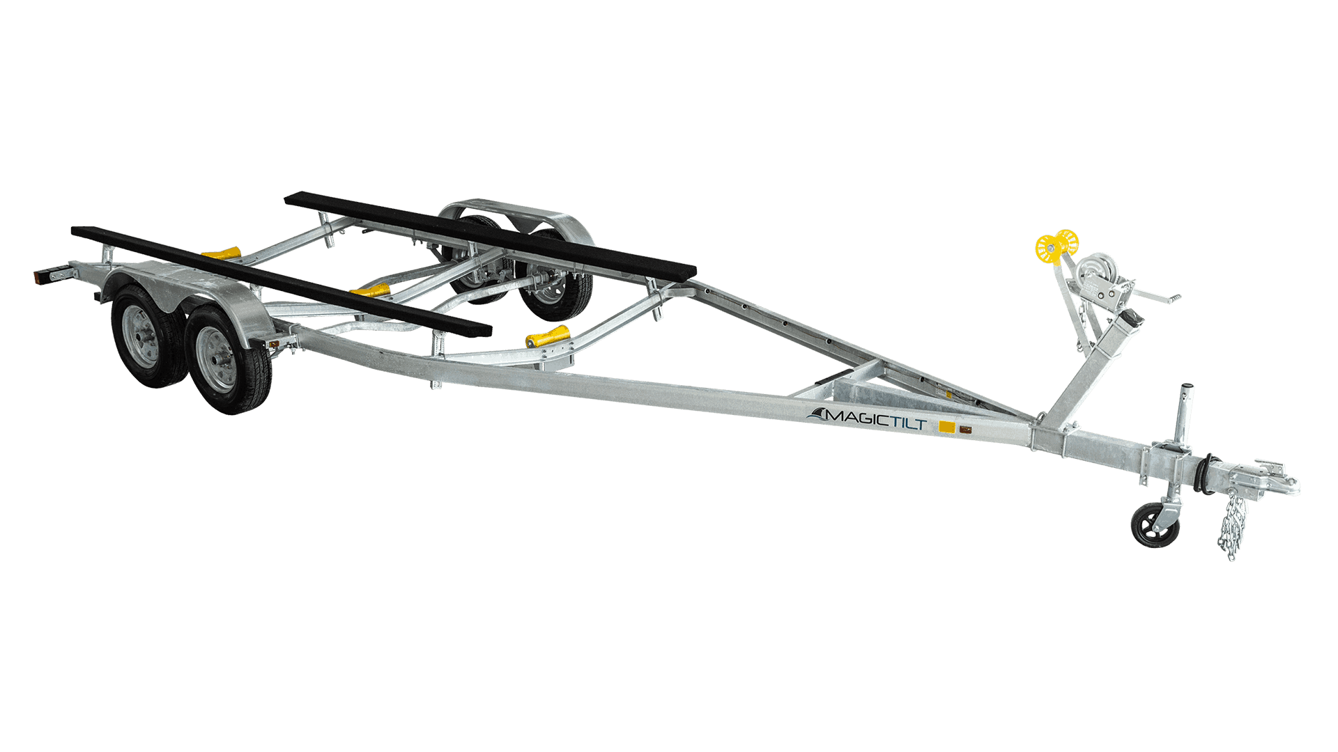 Galvanized MC Series Tandem Axle